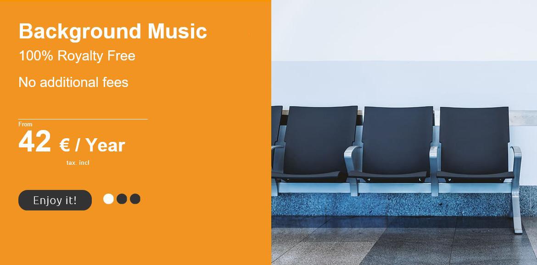 background music hospitals